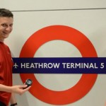 Heading to The Big Easy and 270 London Tube stations in 3:15…or 17 hours