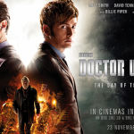 The Day of the Doctor in cinemas worldwide – in 3D!