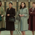 Bletchley Circle returns tonight on ITV1 and April 2014 to PBS
