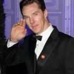 Cumberbatch. Benedict Cumberbatch.