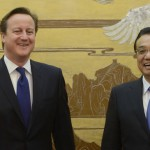 PM David Cameron plays the 'Downton Abbey' card with Chinese Premier