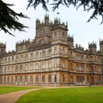 At last! The first video glimpse of Downton Abbey 5…sort of.
