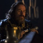 "Behind the scenes with Ben Miller on the set of Doctor Who ""Robot of Sherwood"""