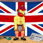 Groundskeeper Willie speaks out on Scottish independence vote