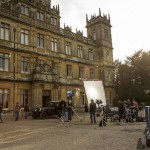 Refusing to admit it's #TheLastDaysofDownton, let's go behind-the-scenes on the set of 'Downton Abbey'