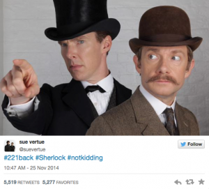 Benedict and Martin #221back