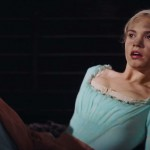 Downton Abbey's Lily James goes from Lady Rose to Cinderella