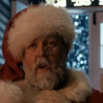 Ho! Ho! Ho! It's the first glimpse of the 'Doctor Who Christmas Special'