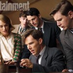 'Imitation Game' star Benedict Cumberbatch talks Bletchley Park