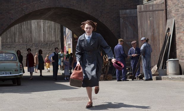 Charlotte Ritche joins the cast of Call the Midwife for series 4
