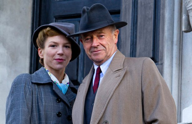 Michael Kitchen returns as Christopher Foyle in series 9 of Foyles War on ITV and public television