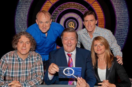 QI with Stephen Fry and Alan Davies