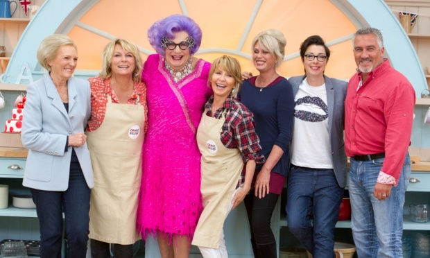 The 2015 Great Comic Relief Bake-Off