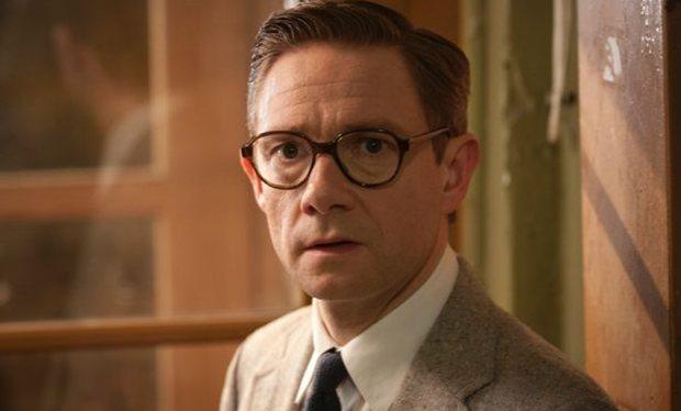 The Eichmann Show starring Martin Freeman