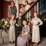 What happens when the lights go out on 'Mr. Selfridge'?