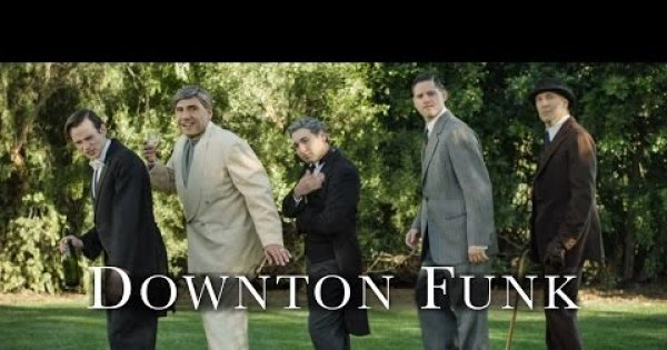 Downton Funk from College Humor