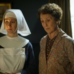 Mrs. Hudson trades 221b Baker Street address for Nonnatus House in 'Call the Midwife'….just for a bit!