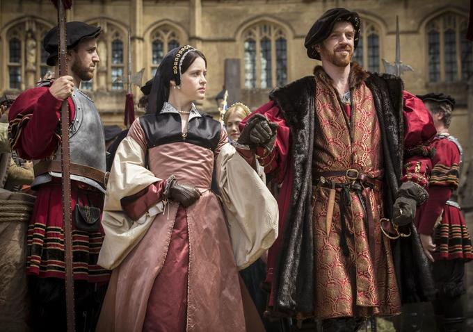 Hilary Mantel's Wolf Hall heads to PBS beginning Sunday, April 5