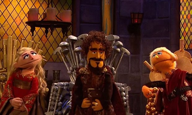 Sesame Street targets Game of Thrones for next parody