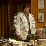 Buck up, little camper. Tax Day is much worse at 'Black Books'!