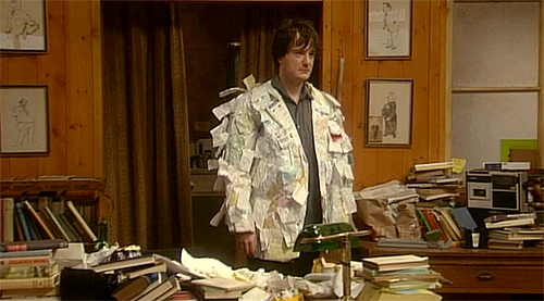 Tax Day at Black Books