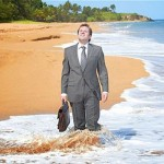 Believe it or not, filming 'Death in Paradise' isn't all paradise