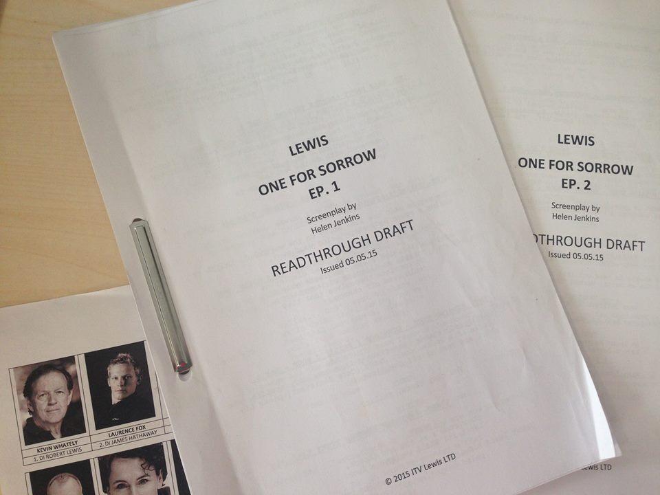 Lewis script readthrough