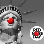 After 30 years, 'Red Nose Day' finally lands in America