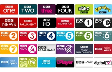 BBC Channel logos