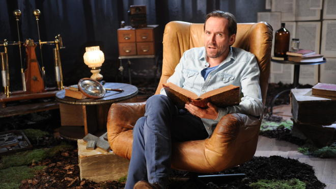 Ben Miller puts you to bed on Crackanory