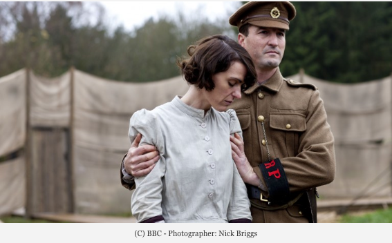 Crimson Field comes to a close on PBS and BBC