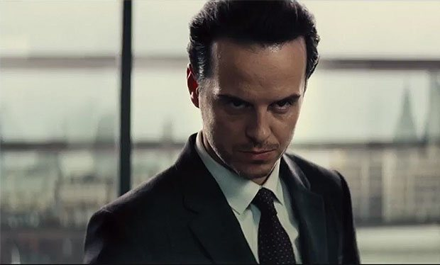 From 'Sherlock' to 'Spectre' with Andrew Scott