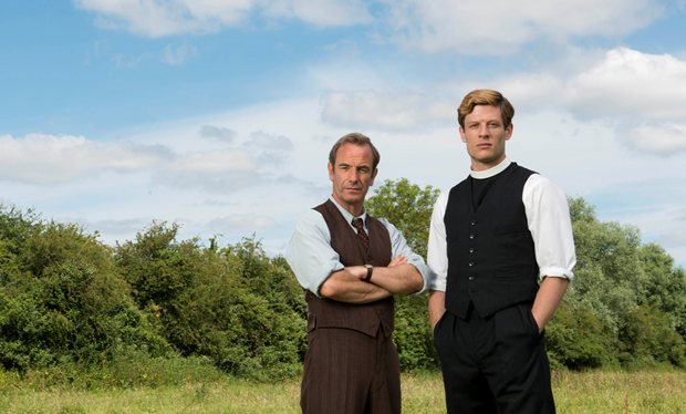 Grantchester with James Norton and Robson Green begins filming for second series