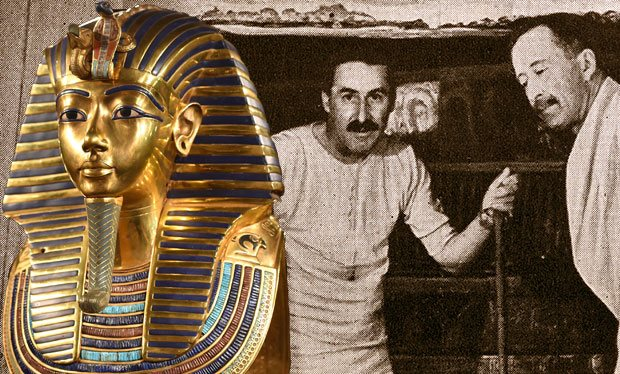 The Curse Of King Tuts Tomb Torrent: The Discovery Of Tutankhamun's Tomb Has A Highclere Castle