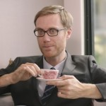 "Stephen Merchant answers the burning question: ""What if the British won?"""