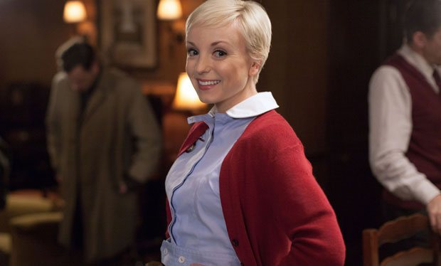 Call the Midwife's Helen George signs on for Strictly Come Dancing 2015