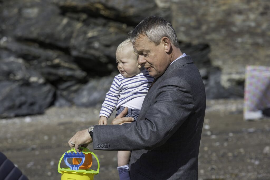 Martin Clunes returns in Doc Martin 7