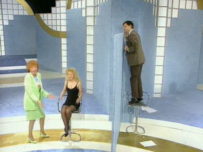 Mr. Bean on Cilla Black's Blind Date