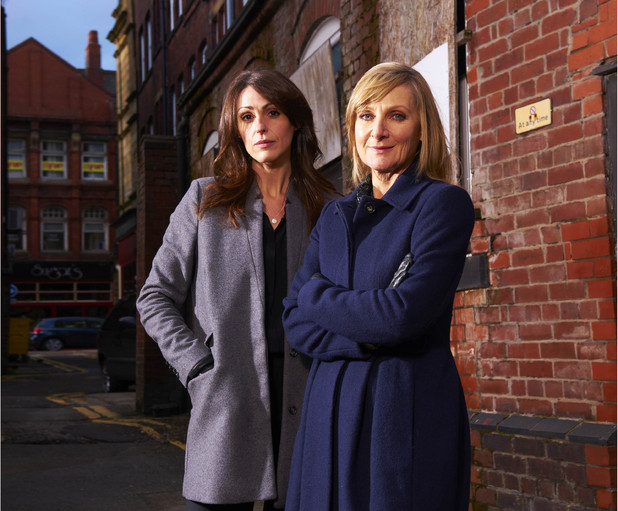 Suranne Jones and Lesley Sharp return for fifth series of Scott & Bailey