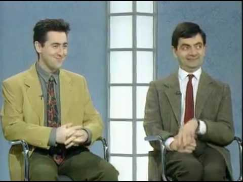 mr. bean on blind date with alan cumming