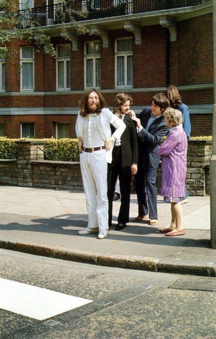 Abbey Road prep