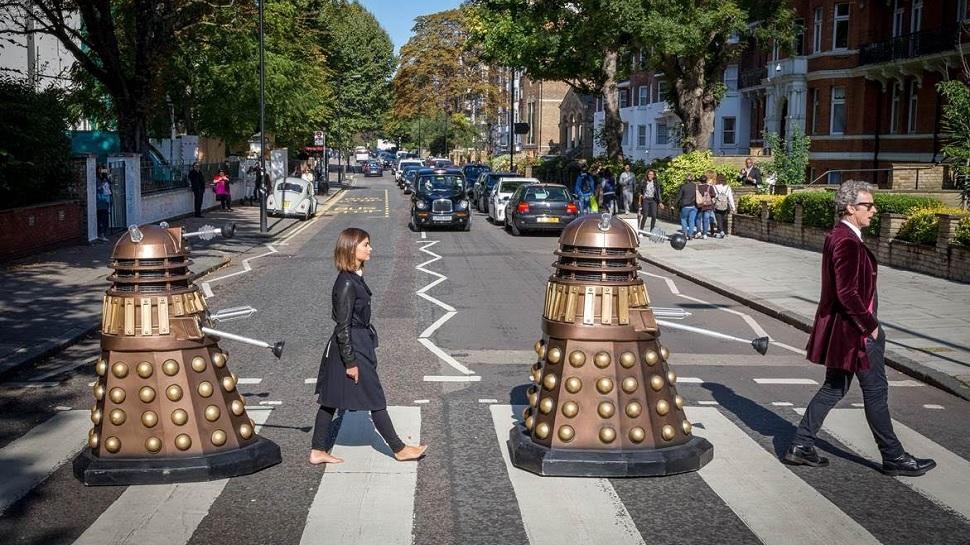Beatles-Doctor-Who