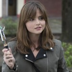 It's 'Companion to Queen' for Doctor Who's Jenna Coleman