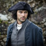 Filming of 2nd series of 'Poldark' gets underway…sort of