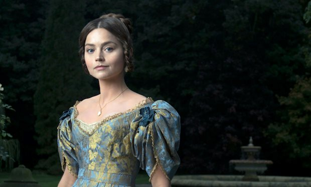 First_look_at_Jenna_Coleman_playing_Queen_Victoria