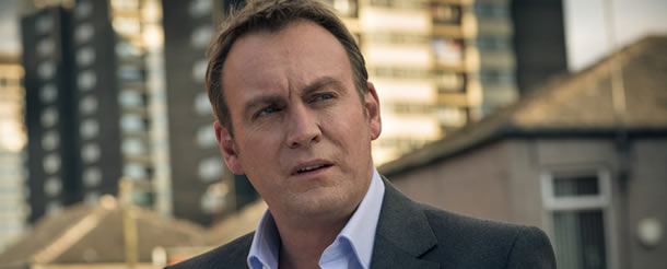 Life on Mars' Philip Glenister next Prey for DS Susan Reinhardt
