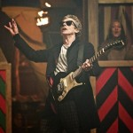 Peter Capaldi is now, officially, the coolest Doctor ever