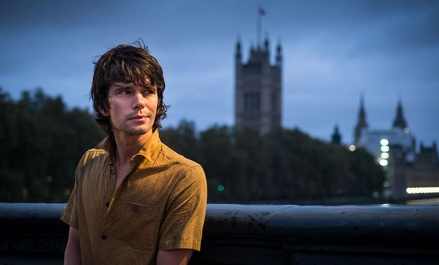 Ben Shishaw in London Spy