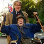 Post-Dowager Countess, Dame Maggie Smith is 'The Lady in the Van'