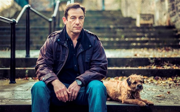 Case Histories...Programme Name: Case Histories - TX: n/a - Episode: n/a (No. 1) - Embargoed for publication until: n/a - Picture Shows: Jackson Brodie (JASON ISAACS) - (C) Ruby Films - Photographer: -